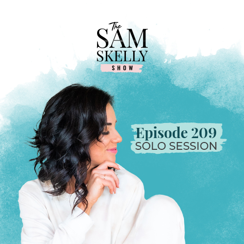 EP 209: SOLO JAM SESSION: HOW TO STOP MICROMANAGING THE MIND & LIVE WITH MORE EASE