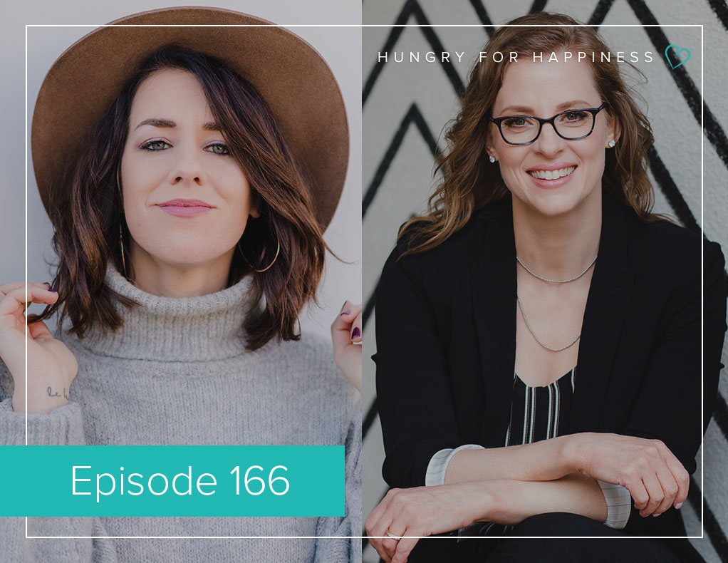 EP 166: LETTING WEIGHTLOSS BE EASY WITH KATRINA UBELL