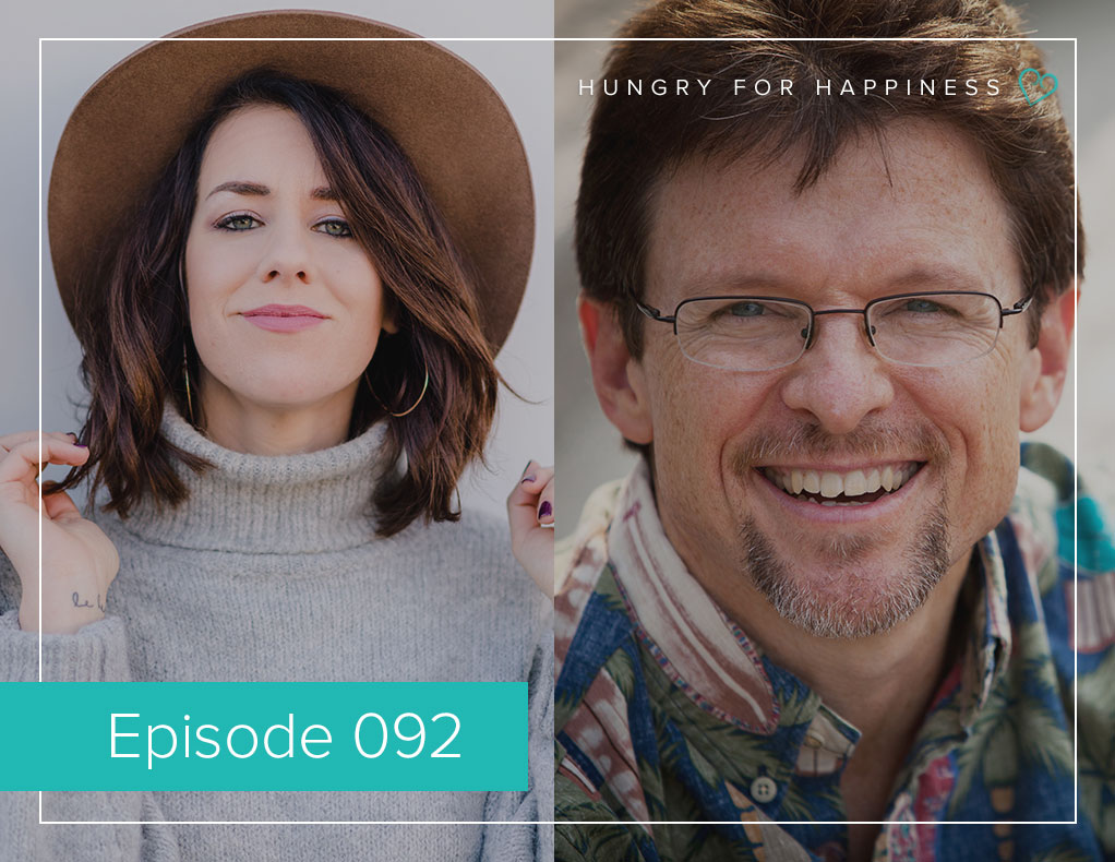 EP 092: LIFE AND GRIEF WITH GARY ROE