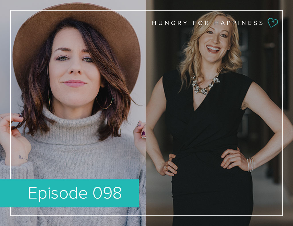 EP 098: HARNESSING YOUR PAST TO CREATE YOUR FUTURE WITH JEANETTE SCHNEIDER