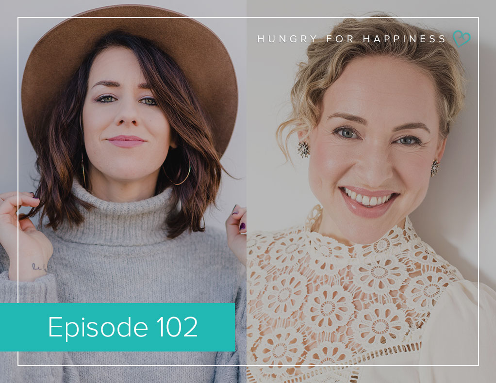 EP 102: THE ART OF DOING LESS WITH KATE NORTHRUP