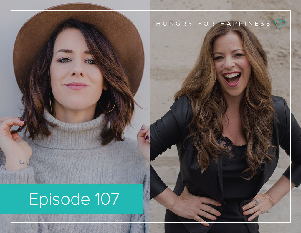 EP 107: BUILDING PASSION & INTIMACY IN RELATIONSHIPS WITH MARLA MATTENSON