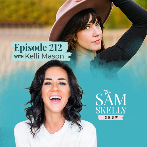 EP 212: HOW TO LIVE A LIMITLESS LIFE WITH KELLI MASON