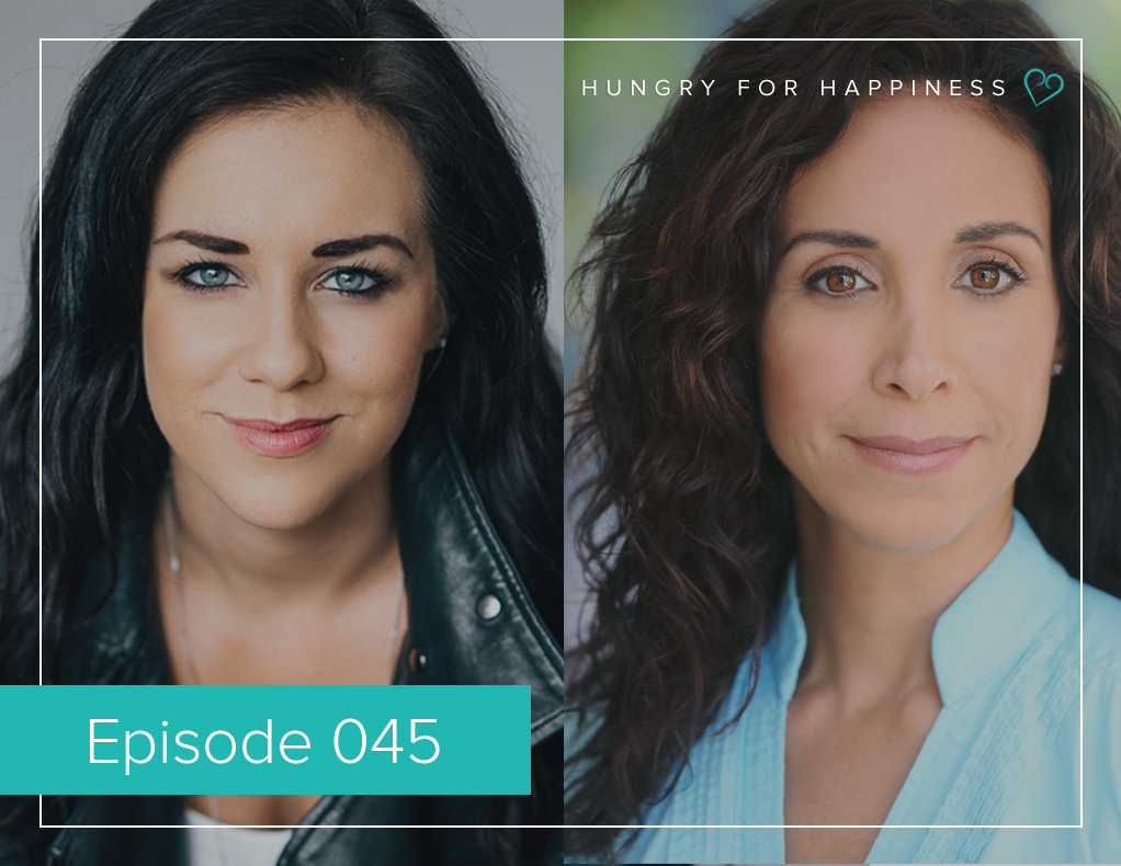 EP 045: Changing Your Inner Dialogue with Lauren Zander