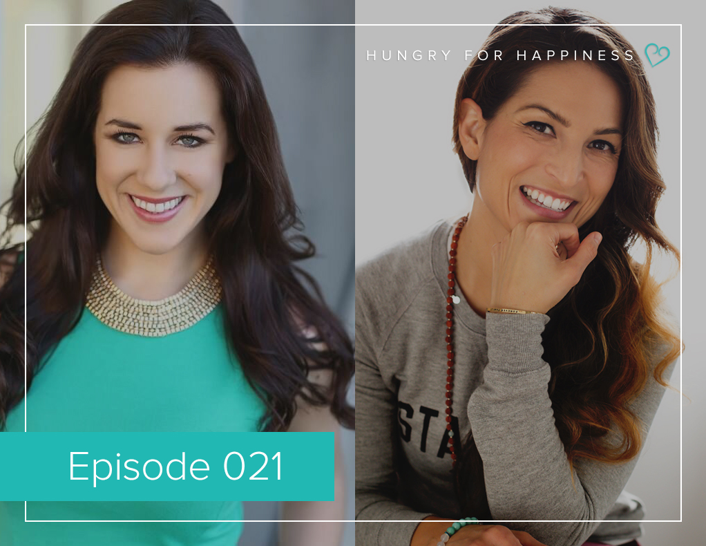 Episode 021: How to Establish a Practice of 'Waking Up' with Rosie Acosta